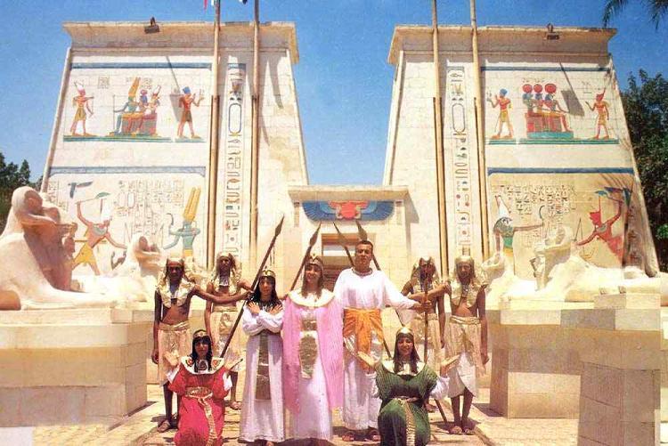 القرية الفرعونية, مصر
