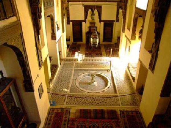 بيت الكريتلية, مصر